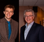 Tane with guest Tom Horner, 2010 IP candidate for MN governor, public policy leader
